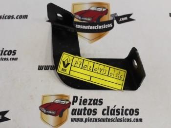 Soporte paragolpes delantero Renault 12 S R1260 Ref: 7702043056