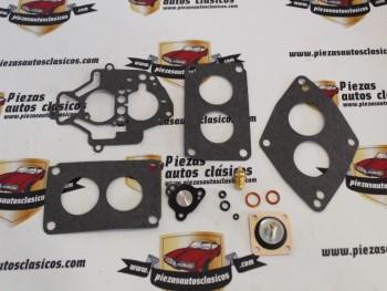 Kit Reparación Carburador Solex 32/34 Z13 Renault 19 GTX / TXE, 21 , Clio 1.7
