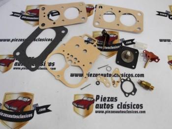 Kit Reparación Carburador Weber 18/32 DGR Lada 1.3 y 1.6