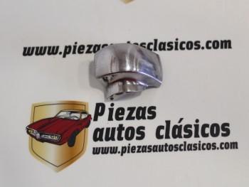 Terminal derecho de moldura bisagra entre capota y maletero Citroën 2CV