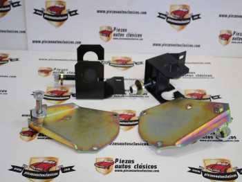 Kit de adaptación para amortiguador delantero, Citroën 2cv, Mehari y Dyane