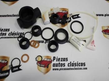 Kit reparación pinza de freno trasero Renault Súper 5, 9, 11, 19..., Peugeot 106, 205, 309...Citroën ZX, Saxo... Ref: 7701202144