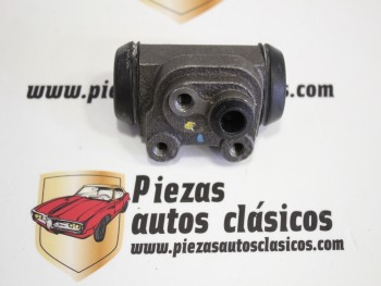 Bombín freno 22mm rosca M12x1 Renault Clío I (sin purgador) Ref: 7701033600