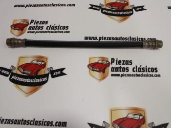 Latiguillo de freno Renault 11 (roscas M10x1) Ref: Villar 6184380