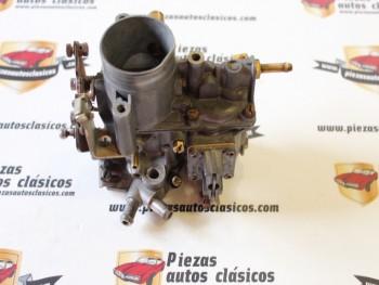 Carburador Solex 32 DIS Renault 5,6,7 intercambio