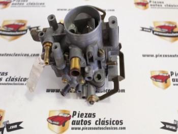 Carburador Solex 32 BIS REN 836 Renault Super 5, 9 y 11 Reconstruido (intercambio)