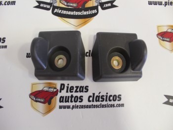 Kit Tapas Patillas Sujeción Asientos Trasero Renault 21 Nevada Ref: 7701202645