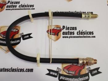 latiguillo de freno 500mm largo roscas M10x1 Ref: Villar 6184238