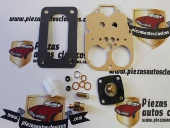 Kit De reparación Carburador Weber 30 DGS/DIC Citroën GS-GSA, Seat 850