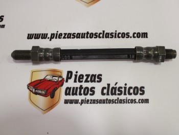 Latiguillo de freno 175mm largo roscas M10x1 Ref: Villar 6184481
