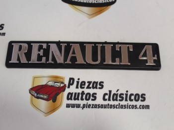 Anagrama Renault 4