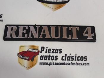 Anagrama adhesivo Renault 4