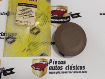 Tapa Redonda Aireador Salpicadero Renault 25 Ref: 7700757816