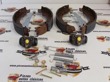Kit De Frenos 228,6 x 42mm Sistema Lucas 22,2mm Talbot Solara (Desde 4/80 Hasta 86) Ref: BSF06023