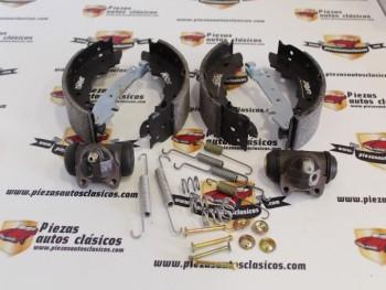 Kit De Frenos Traseros Renault 14, 18 y Fuego 180x42mm 22,2mm Sistema Lucas Ref: 06022 / 7701203464