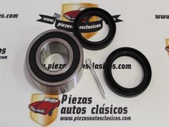 Kit Rodamiento Rueda Delantera 72mm Citroën 2 CV, Dyane...