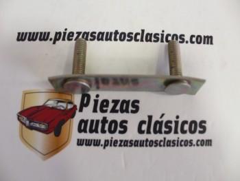 Placa Grapa Fijación Soporte Paragolpes Renault 8