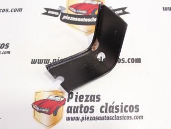 Placa Esquinera Izquierda Soporte Motor Renault 18 Ref: 7700665749