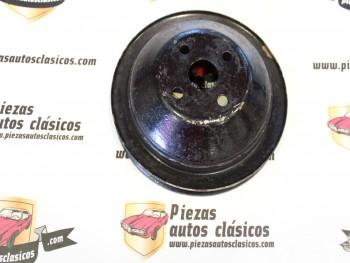 Polea bomba de agua 115x49x24 Renault 12