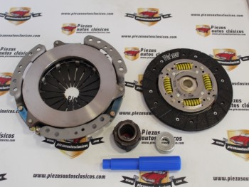 Kit De Embrague 200x26 Renault Super 5, 9, 11, 19 I/II, 21, Cio I, Trafic, Laguna I. Ref: Valeo 801576 / 7701464045