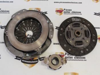 Kit De Embrague 170x20 Fiat Panda1.3D y Uno 1.3D Ref: Valeo 801286