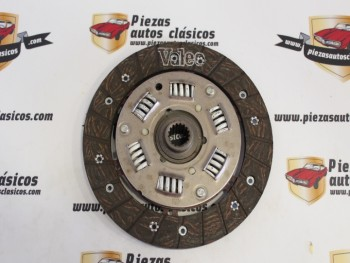Disco De Embrague 170x17 Seat 127, Fura, Marbella, Ibiza I, Terra... Ref: Valeo 803128