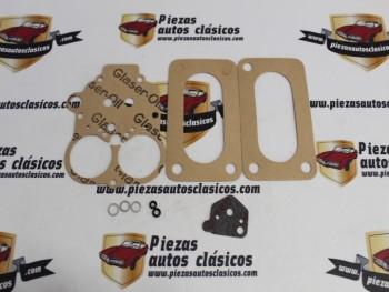 Juego Solo Juntas Carburador Weber 32/34 DHS Seat 124, 124 D, 131 Ref: K31106