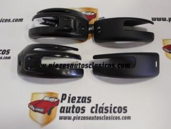 Kit Tapa Protectoras Bisagra Asiento Delantero Renault Clio II y Twingo I Ref: 7701208534