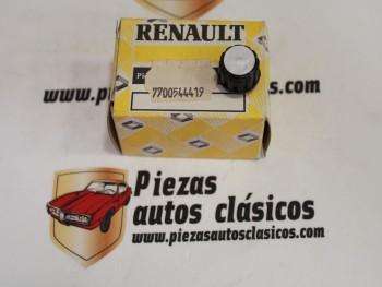 Portalámparas cuadro instrumentación Renault 5 Ref: 7700544419