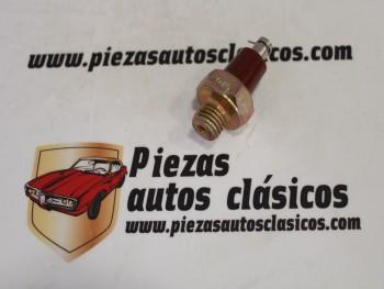 Manocontacto de aceite Seat 600 presión 0,75 rosca 12x1,5mm Ref: Angli 1405