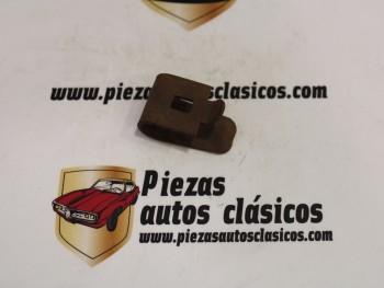 Grapa soporte zapatas de freno Renault 4, 12 y 16 (Antiguo stock) Ref: 0855757700