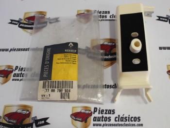 Soporte Paragolpes Trasero Izquierdo Renault 21 Ref: 7700790924