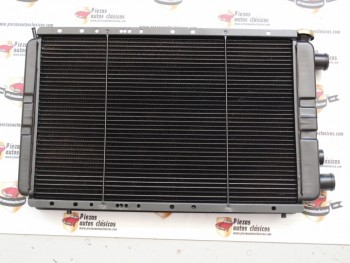 Radiador Cobre Renault 18 GTS Ref: Valeo 730021/7701349436