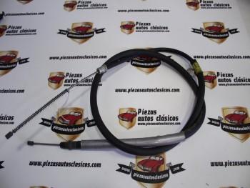 Cable freno de mano Renault 18 1565mm Ref: 7700816858
