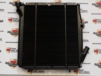 Radiador Renault 9 y 11 TD/GTD/E y Super 5 Diésel Ref: Valeo 961718