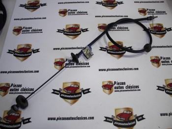 Cable embrague Renault 21 GTS 1129mm Ref: 7700797002 / 905814