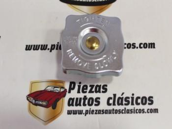 Tapón Radiador Cuello Corto Seat 131, 124, Ibiza I, Malaga...