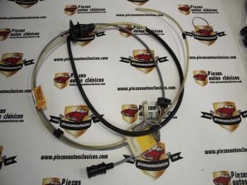 Cable Cuentakilometros Renault 9 y 11 Turbo Ref:7701986998