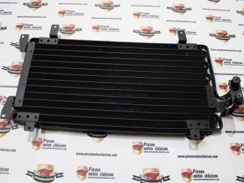 Radiador aire acondicionado Renault 21 Ref: Valeo 816866