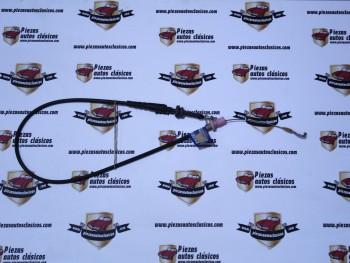 Cable Acelerador Volkswagen Golf y Jetta 1.6 y 1.8 y Seat Toledo (del 91) 1065mm REF: 906193
