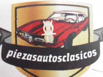 Grapa sujeción varilla de Capó Renault Ref: 7703079188