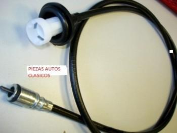 Cable Cuentakilómetros Renault 5 Alpine (a partir del 79)