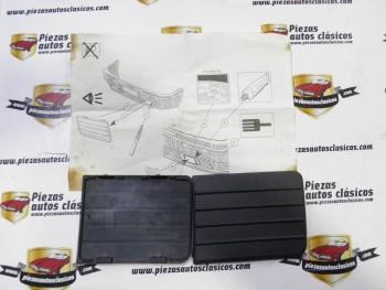 Pareja de tapas parachoques Renault Espace II Ref:6025171054