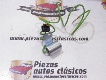 Condensador para delco Bosch  Renault   (a partir del  78) Ref: Bosch 9 231 140 272