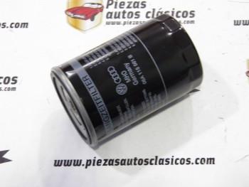 Filtro de aceite  Audi ,  Volkswagen ,  Seat   Ref: 06A115561B