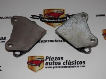 Par de silemblock laterales caja de cambios Renault 8 y 10