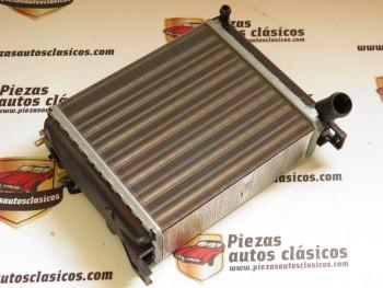 Radiador de calefacción Renault 4 a partir del 81 7701026281 / 7701014934