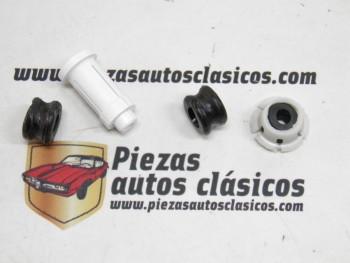 Juego casquillo reparación de palanca de cambios Seat 124 y 131(4 Velocidades)