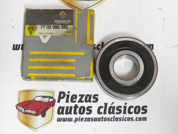 Rodamiento Transmisión (62X17.5X25 ) Renault 19,21,Kangoo Ref:7703090383