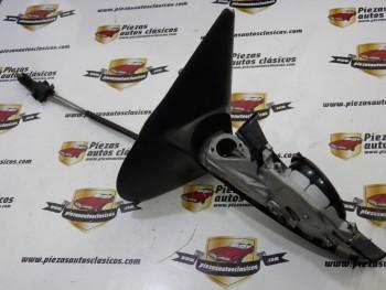 Retrovisor Exterior Izquierdo S/Espejo y S/Cubierta Color Negro Seat Ibiza III y Córdoba Ref:W06K1857507N01C
